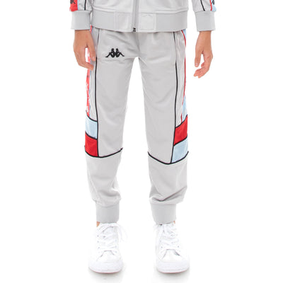 Kids 222 Banda Daso Trackpants - Grey