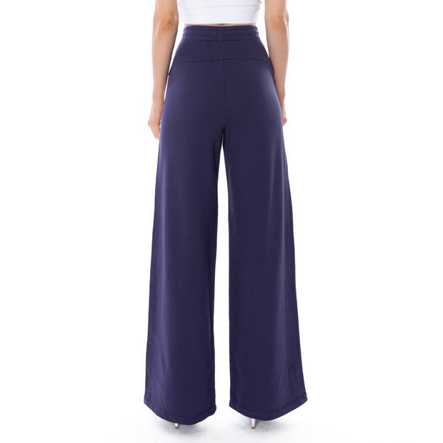 Kontroll Wide Leg Pants Grey Odyssey