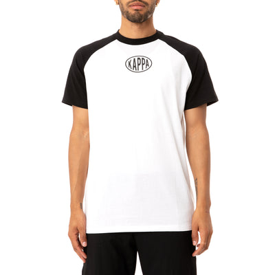 Authentic Pop Elaysa T-Shirt - White Black