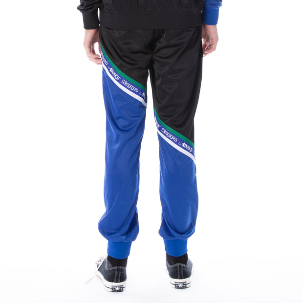 Awake NY x Kappa Emut Trackpants Blue Royal Black