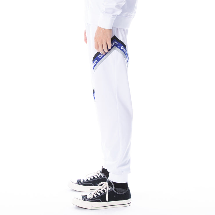 Awake NY x Kappa Emut Trackpants White