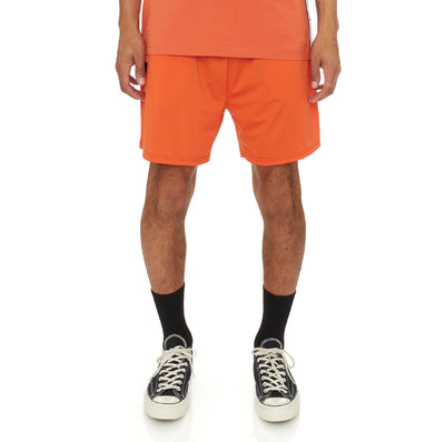 Authentic Jpn Emis Swim Shorts - Orange