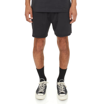 Authentic Jpn Emis Swim Shorts - Black