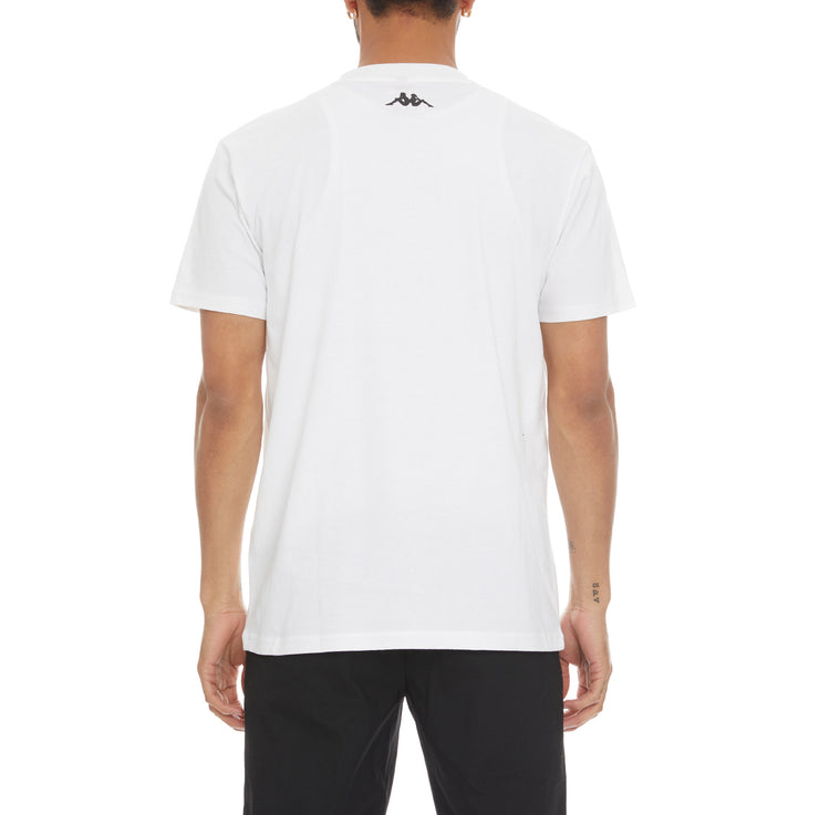 Authentic Pop Esazar T-Shirt - White Black