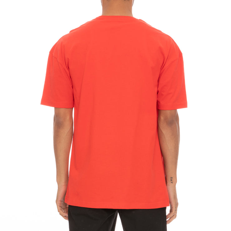 Authentic HB Etrus T-Shirt - Red White