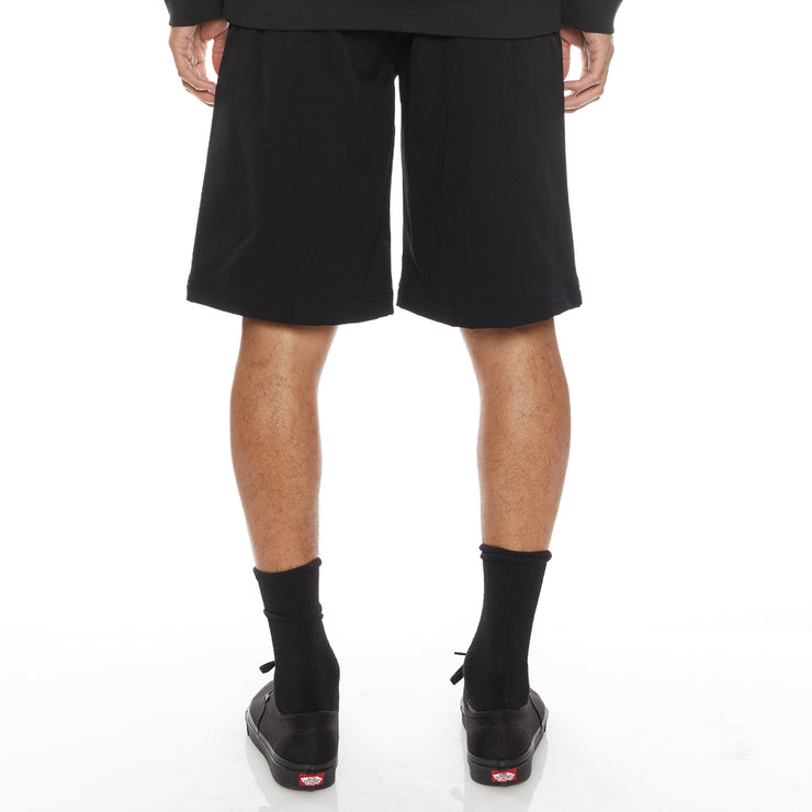 Authentic HB Erik Shorts - Black Red