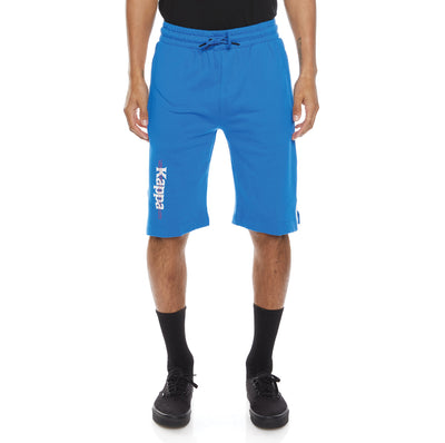 Authentic HB Eloss Shorts - Royal White
