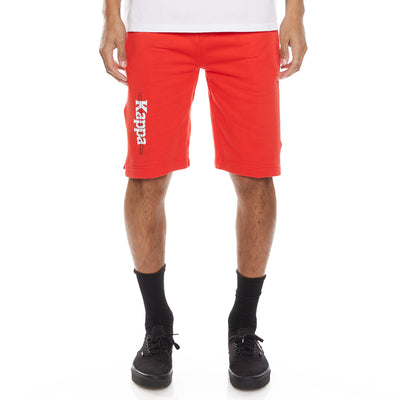 Authentic HB Eloss Shorts - Red White