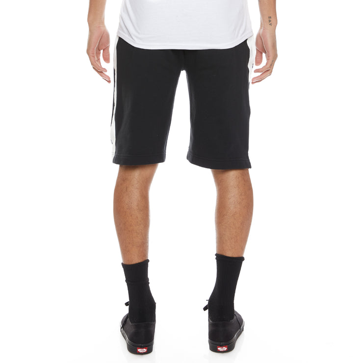 Authentic HB Eloss Shorts - Black White