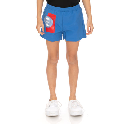 Kids Authentic Hb Ethan Swim Shorts - Blue Royal