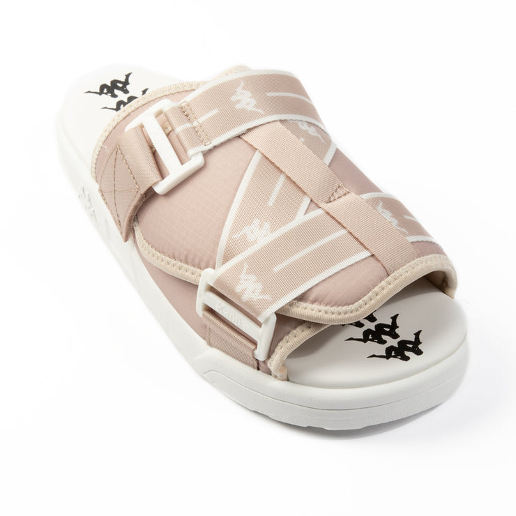 Authentic Jpn Mitel 2 Sandals - Beige White