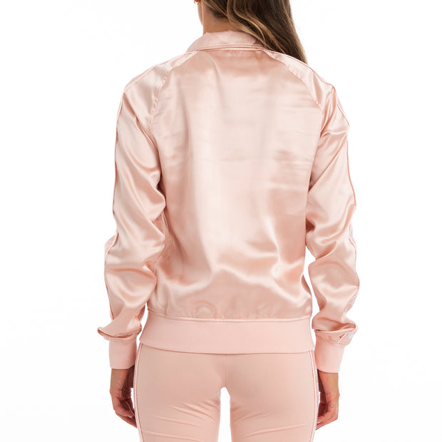 Authentic Juicy Couture Egira Track Jacket - Pink Blush