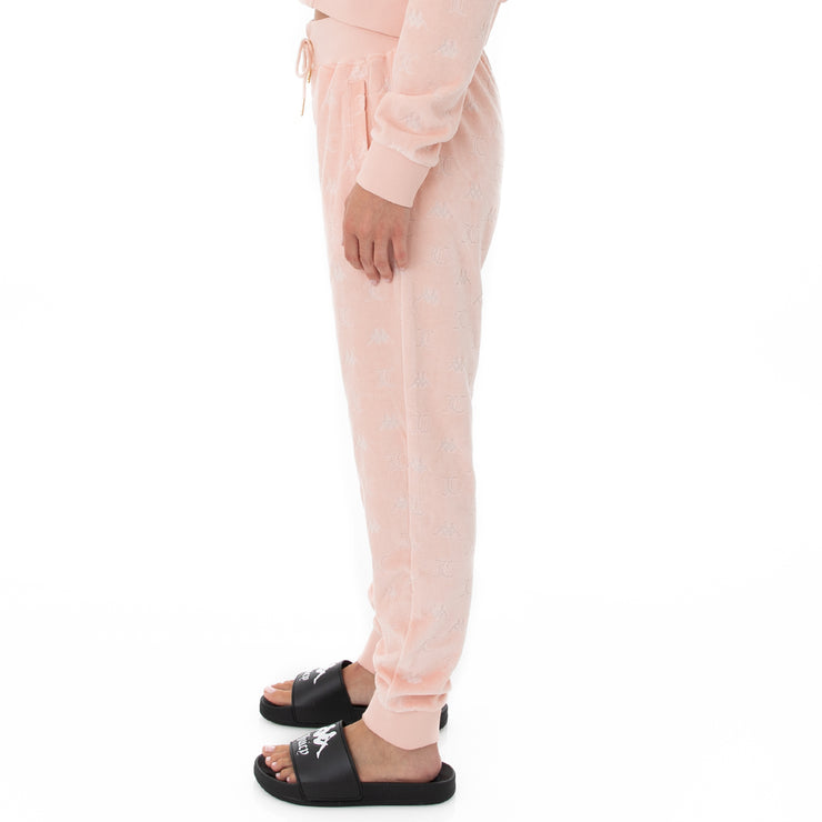 Authentic Juicy Couture Eco Velour Pants - Pink Blush