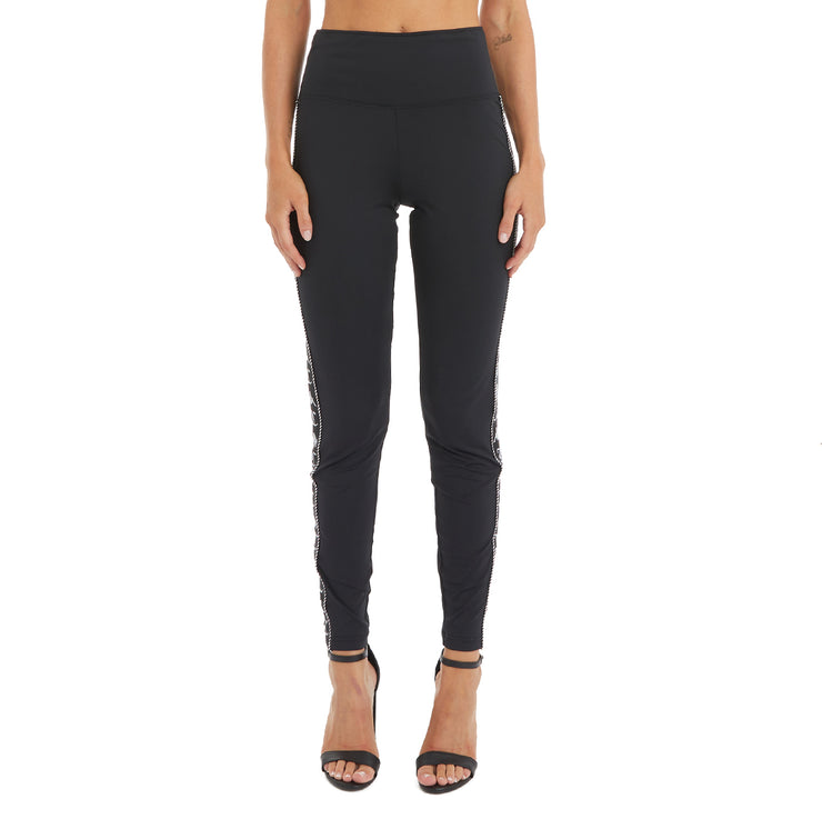 Authentic Juicy Couture Enrica Leggings - Black Smoke
