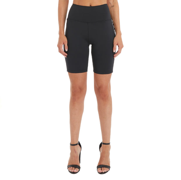Authentic Juicy Couture Evelyn Shorts - Black Smoke
