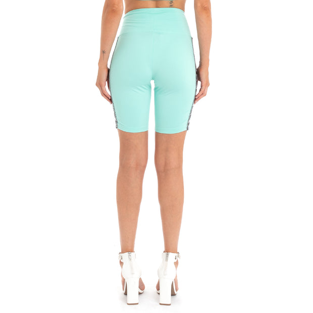 Authentic Juicy Couture Evelyn Shorts - Green Lt Ocean