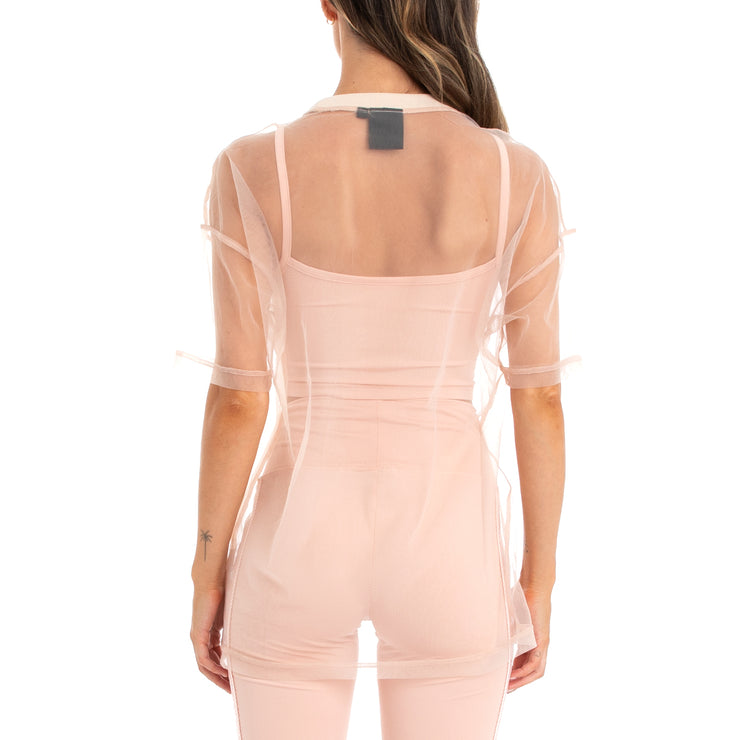 Authentic Juicy Couture Elena Jersey - Pink Blush