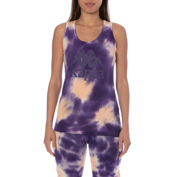 Authentic Abues Tie Dye Tank