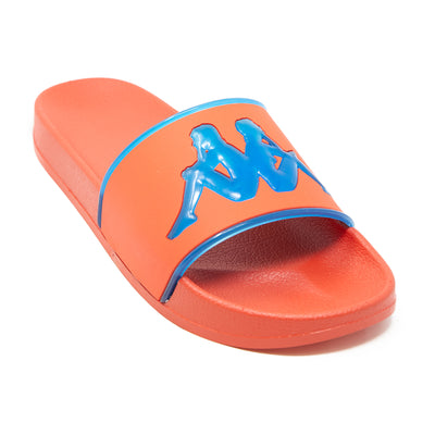Authentic Aqua 1 Slides - Red Azure