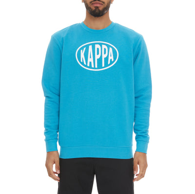 Authentic Pop Epaz Sweatshirt - Sea White