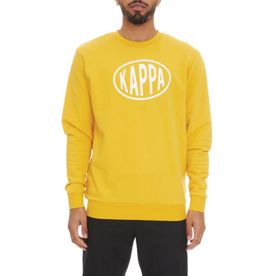 Authentic Pop Epaz Sweatshirt - Yellow Dk White