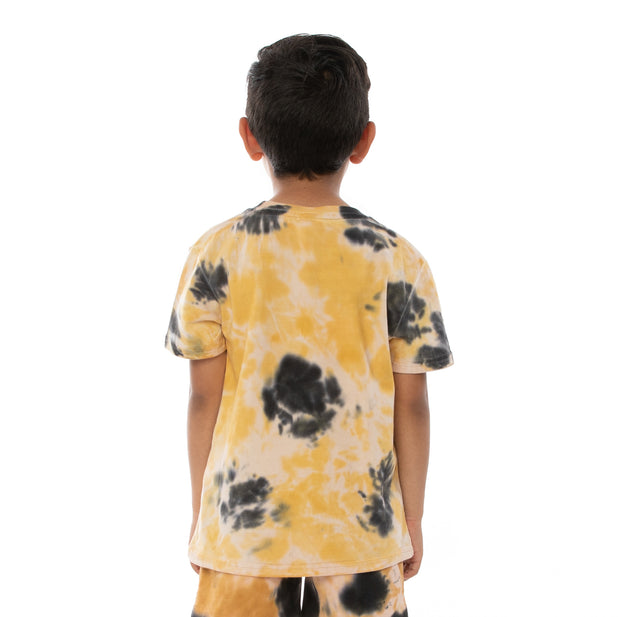 Kids Authentic Gast Tie Dye T-Shirt