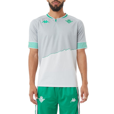 Kombat Betis Jersey - Grey Green White