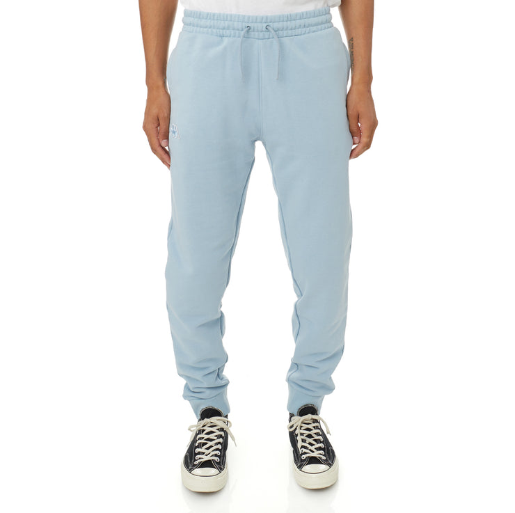 Logo Fleece Zanok Sweatpants - Blue Lt