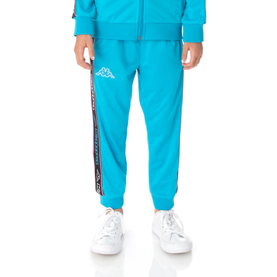 Kids Logo Tape Alic 2 Trackpants - Blue