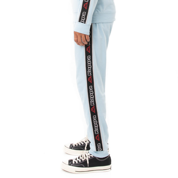 Kappa Logo Tape Anira 2 Sweatpants - Blue Dream Black