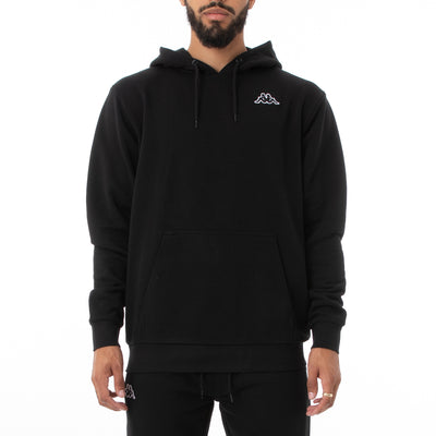 Logo Fleece Caiok Hoodie - Black