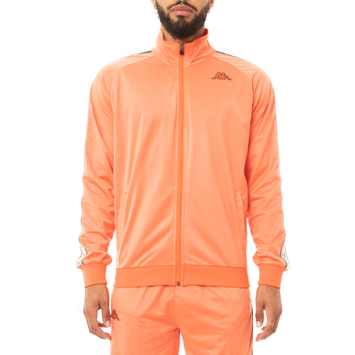 Logo Tape Artem 2 Track Jacket - Orange