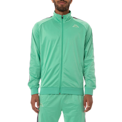 Kappa Logo Tape Artem 2 Track Jacket - Green