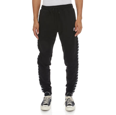 Kappa 222 Banda Alanz 2 Sweatpants - Black