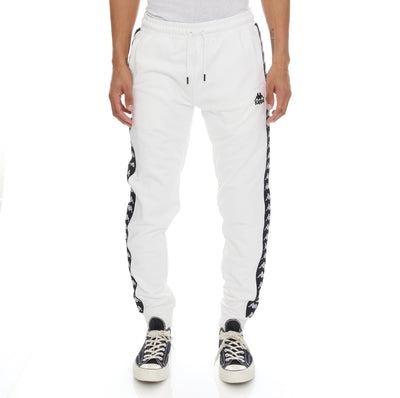 222 Banda Alanz 2 Sweatpants - White Black