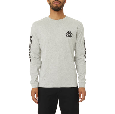 Authentic Ruiz 2 Long Sleeve T-Shirt - Grey