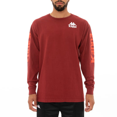 Authentic Ruiz 2 Long Sleeve T-Shirt - Red
