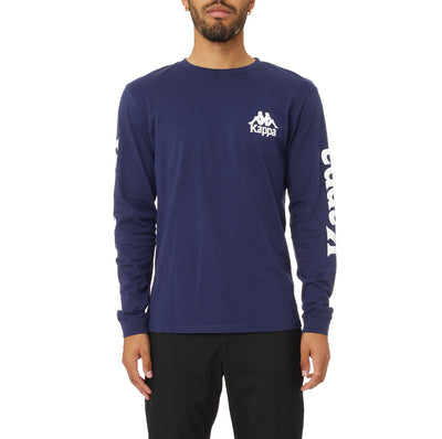 Authentic Ruiz 2 Long Sleeve T-Shirt - Navy