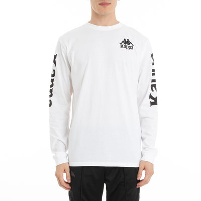 Authentic Ruiz 2 Long Sleeve T-Shirt - White