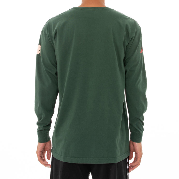 Authentic Bawser Long Sleeve T-Shirt - Green