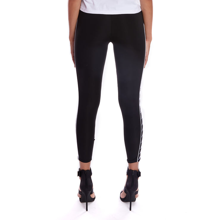 Kappa 222 Banda Barrio Leggings Black 3