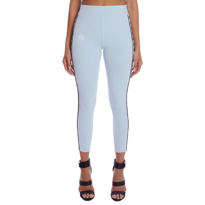 222 Banda Barrio Leggings - Blue