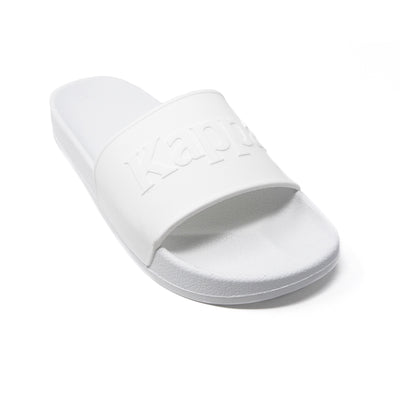 Authentic Caesar 2 Slides - White