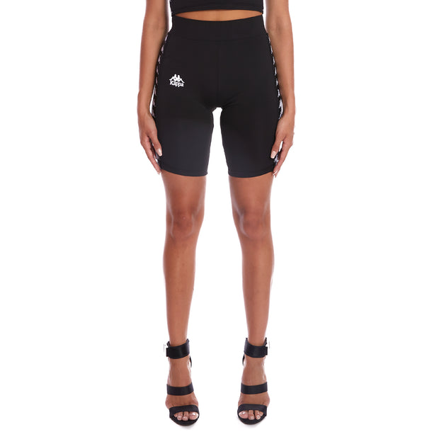 Kappa 222 Banda Cicles 2 Bike Shorts Black 1