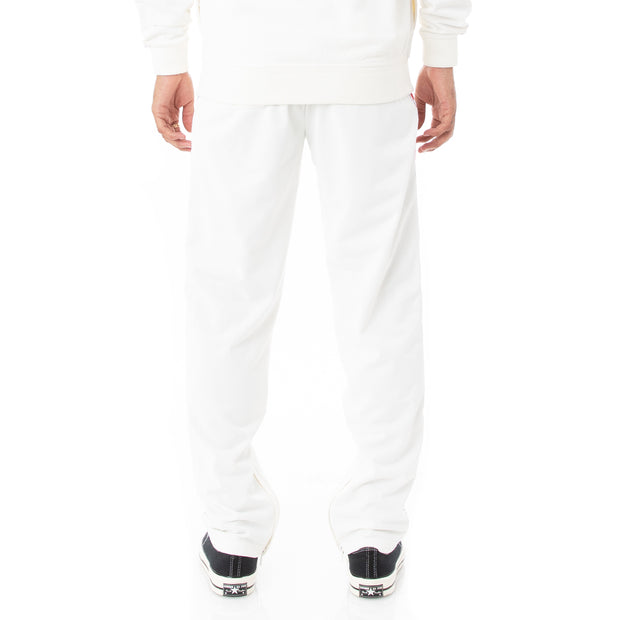 Authentic Skely Unisex Trackpants - White