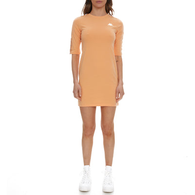 222 Banda Balni Dress - Peach Pink