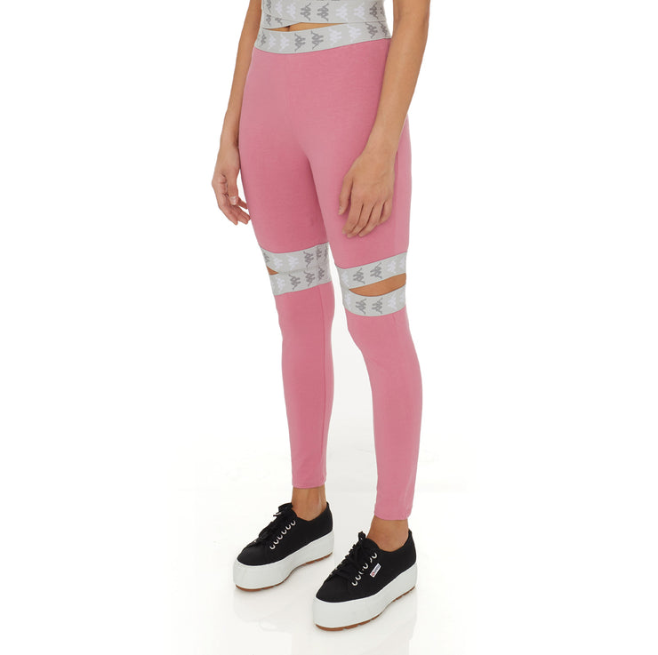 222 Banda Bowman Leggings - Pink