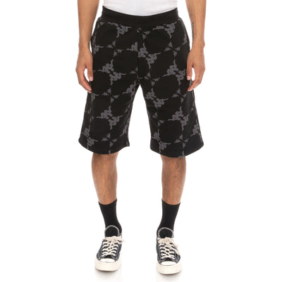 Authentic Erya Shorts - Black Grey White