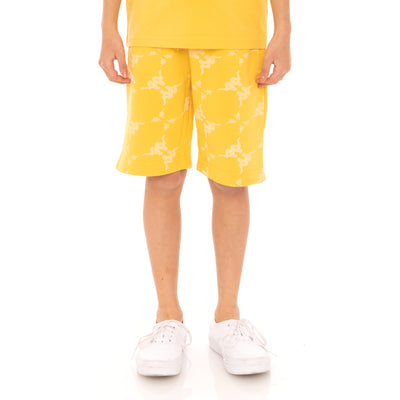 Kids Authentic Erya Shorts - Yellow Vanilla