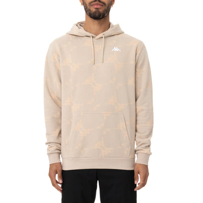 Authentic Emaios Hoodie - Beige White